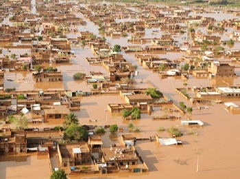 Fundraiser For Flood Victims in Sudan