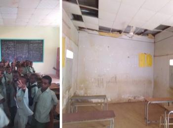 Maintenance of Sayed Tayeb Al Arabi School