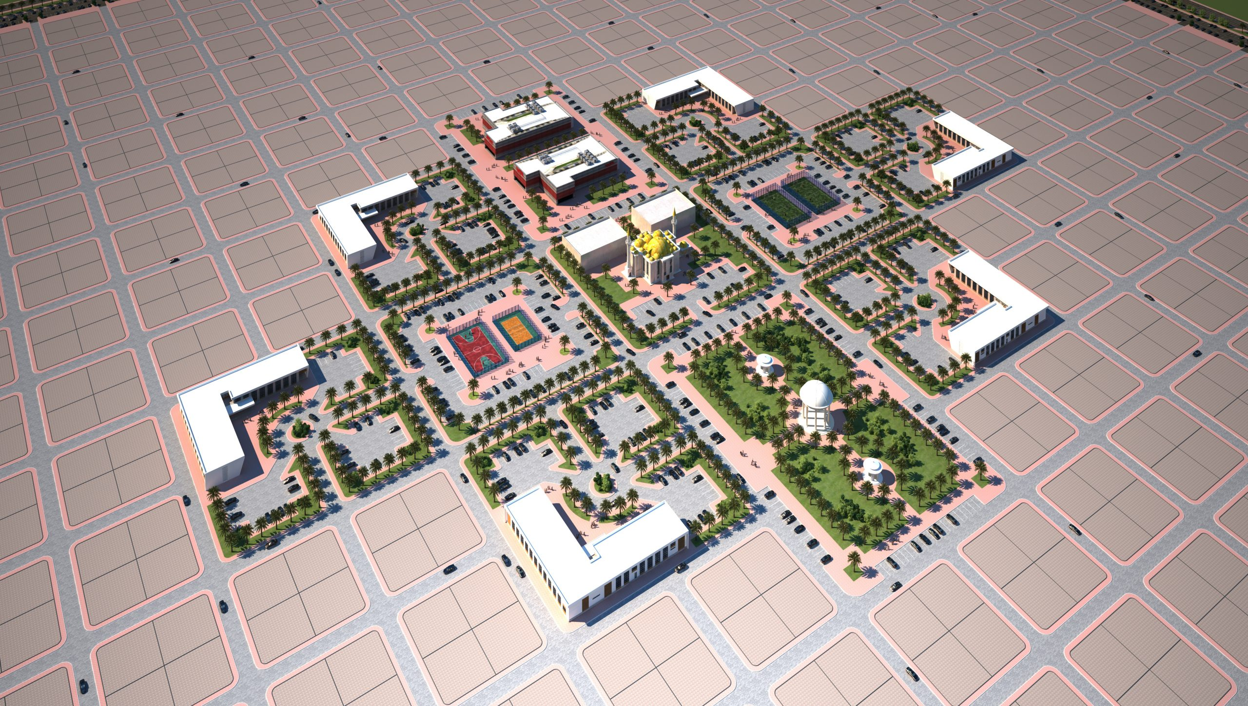 The Vision and Practical Plan For a Comprehensive and Integrated Planning for Sudan