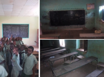 Maintenance of Abu Bakr Al-Seddiq School