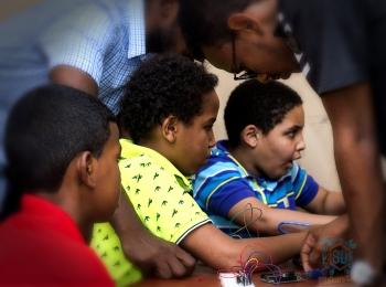 Teaching 50,000 Children the Principles of Programming & Electronics