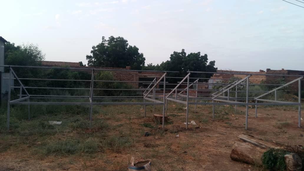 Solar Installation In Al-Bashiri Village in North Kordofan