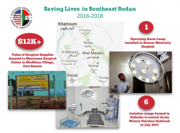 SAMA Medical Supplies Program
