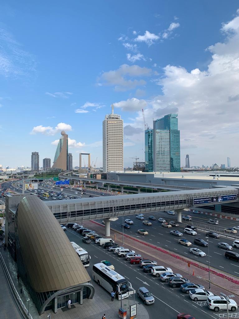 Shk Zayed Road