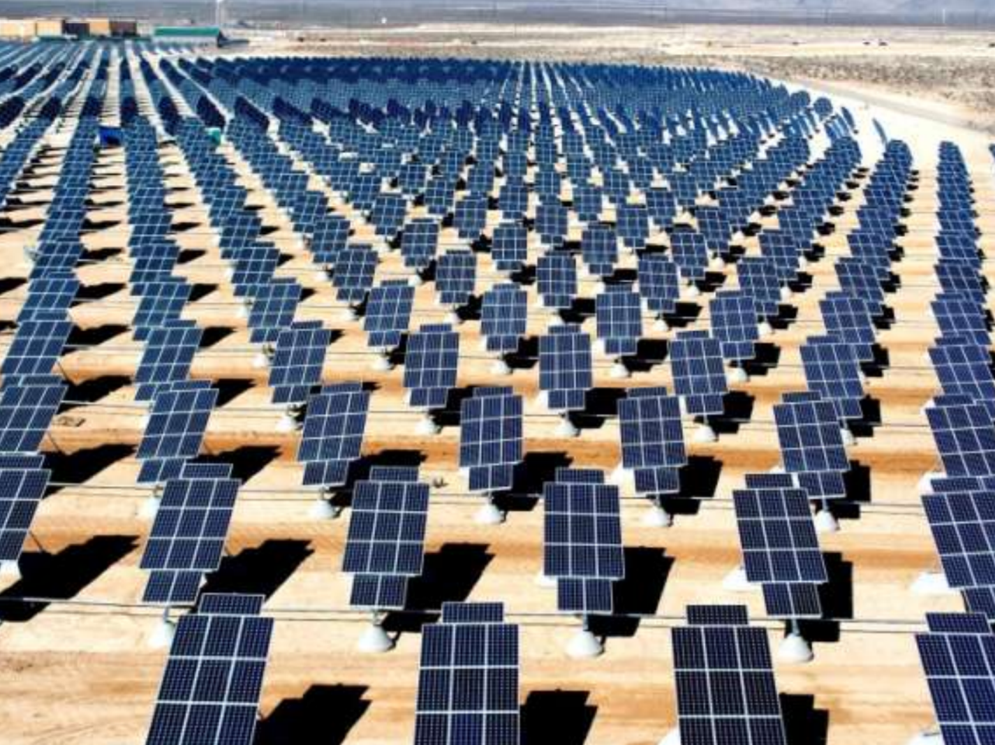 2 MW AL GENEINA Solar Power Project