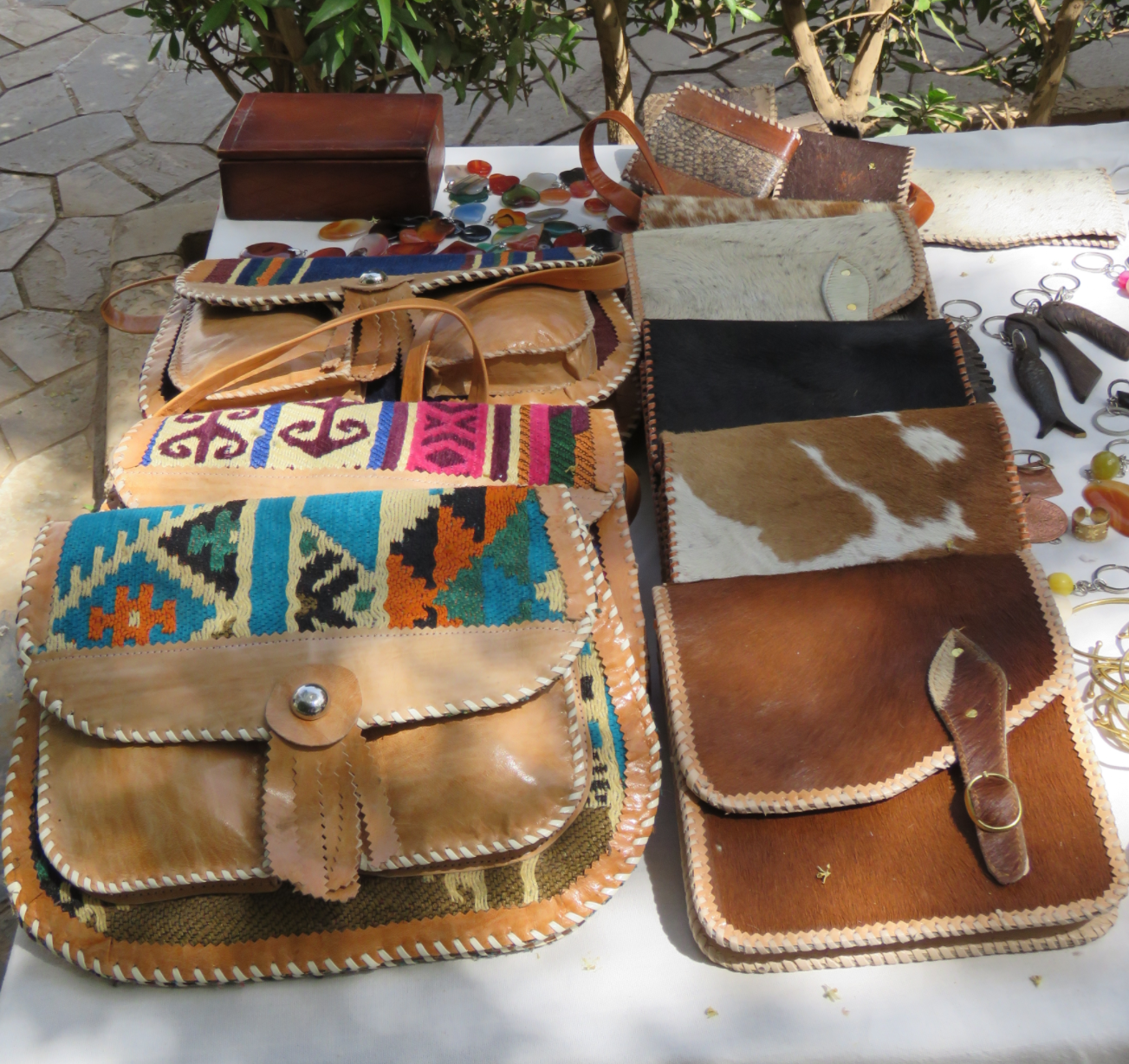 Leather Products Industry Development