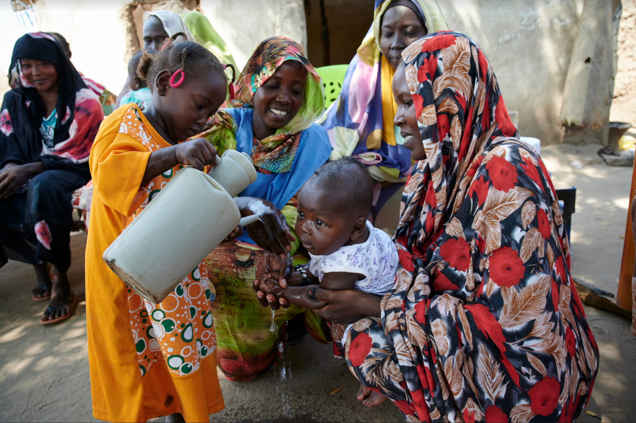 SAMA-UNICEF USA Partnership