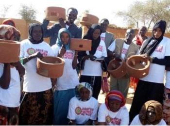 Safe Stoves for Darfur Refugee Mothers