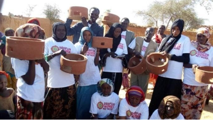 Safe Stoves for Darfur Refugee Mothers